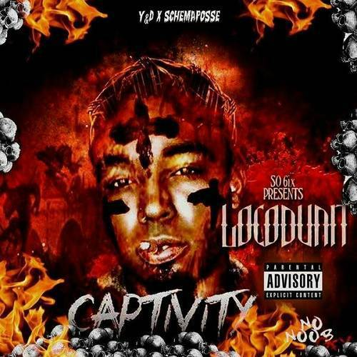 Locodunit - Captivity cover