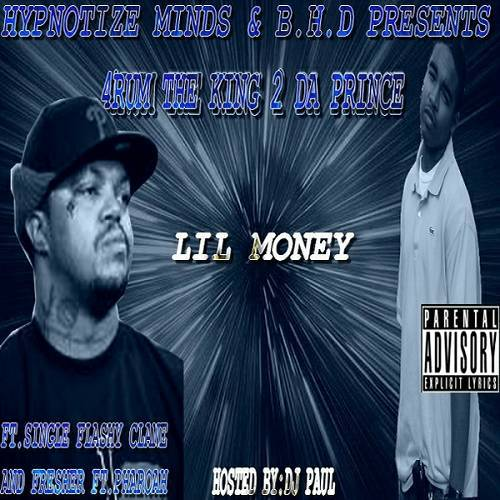 Lil Money - How I Go Da Hardest cover