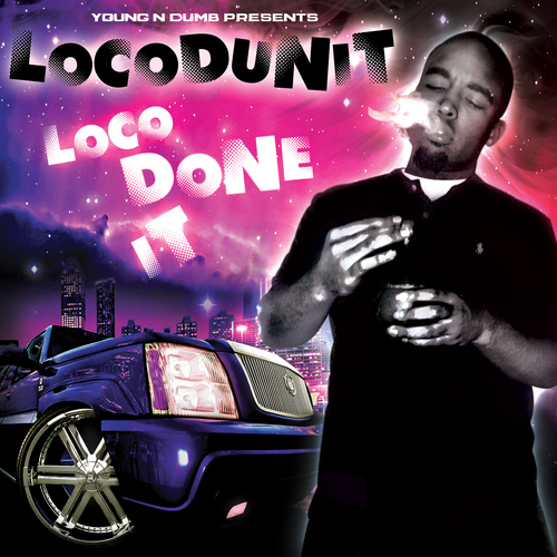 Locodunit - Loco Done It cover