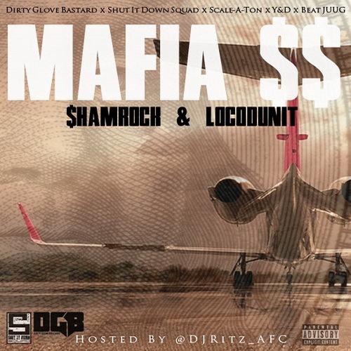 $hamrock & Locodunit - Mafia $$ cover