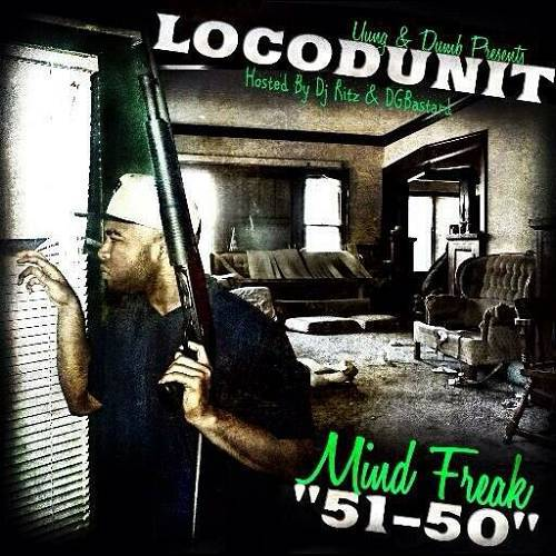 Locodunit - Mind Freak cover