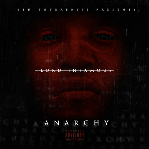 Lord Infamous - Anarchy cover