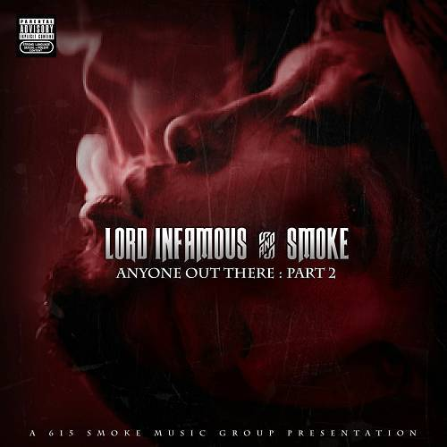 Lord Infamous - Anyone Out There, Part 2 cover