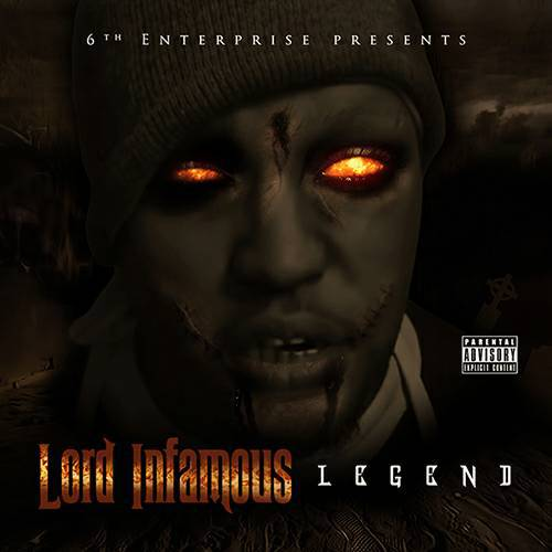 Lord Infamous - Legend cover