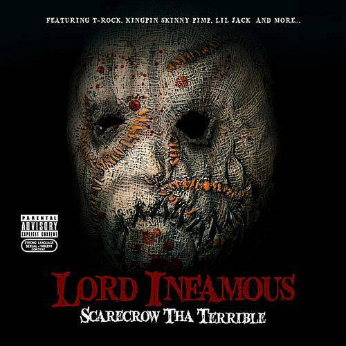Lord Infamous - Scarecrow Tha Terrible cover