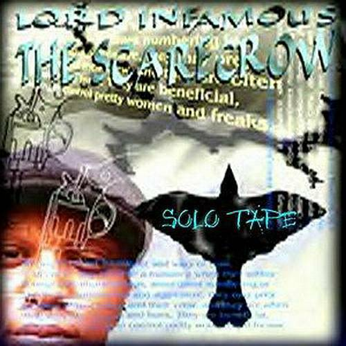 Lord Infamous - Solo Tape cover