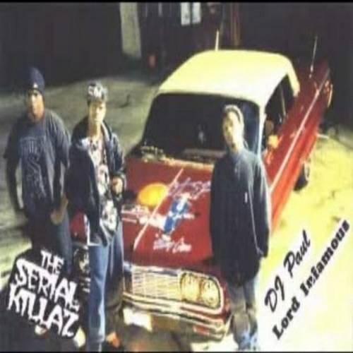 DJ Paul & Lord Infamous - The Serial Killaz cover