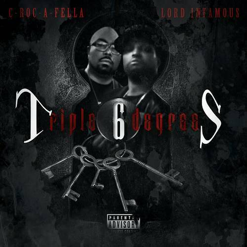 C-Rock & Lord Infamous - Triple 6 Degrees cover