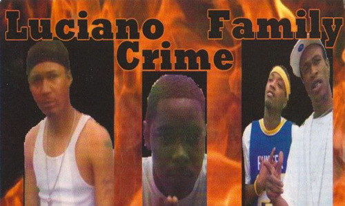 Luciano Crime Family photo