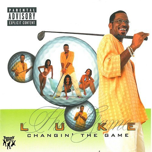 Luke - Changin` The Game cover