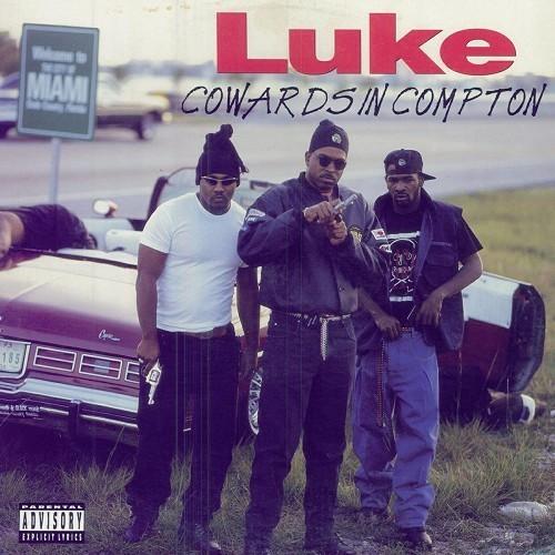 Luke - Cowards In Compton (12'' Vinyl) cover