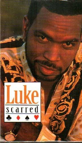 Luke - Scarred (Cassette Single) cover