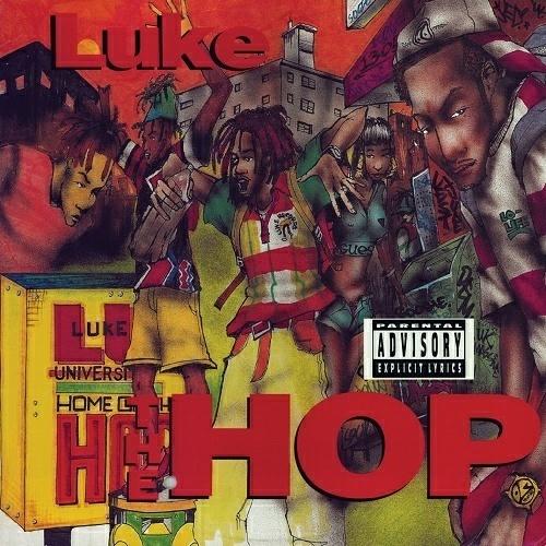 Luke - The Hop (12'' Vinyl) cover