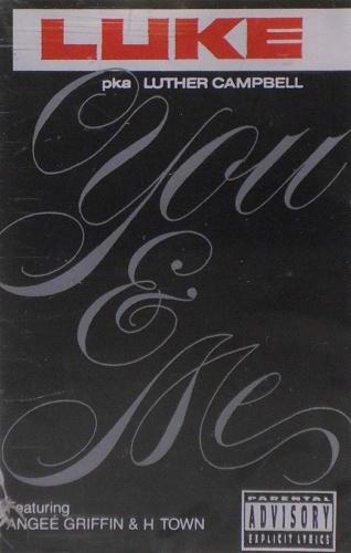 Luke - You And Me (Cassette, Maxi-Single) cover