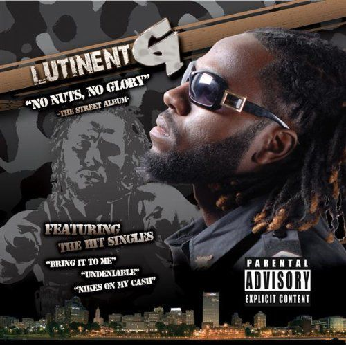 Lutinent G - No Nuts, No Glory cover