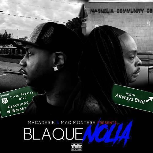Macadesie & Mac Montese - BlaqueNolia cover