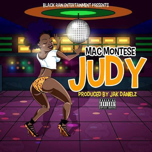Mac Montese - Judy cover