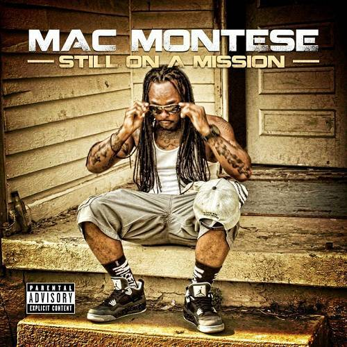 Mac Montese - Still On A Mission cover
