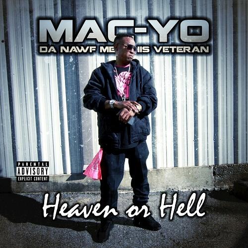 Mac-Yo - Heaven Or Hell cover
