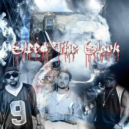 Mack DVS - Bleed The Block Badmind Remix cover
