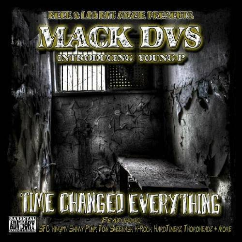 Mack DVS - Time Changed Everything cover