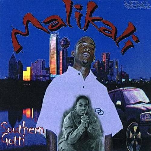 Malik Ali - Southern Gotti cover