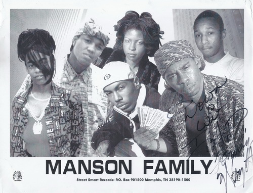 Manson Family photo
