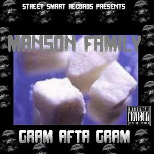 Manson Family - Gram Afta Gram cover