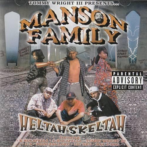 Manson Family - Heltah Skeltah cover