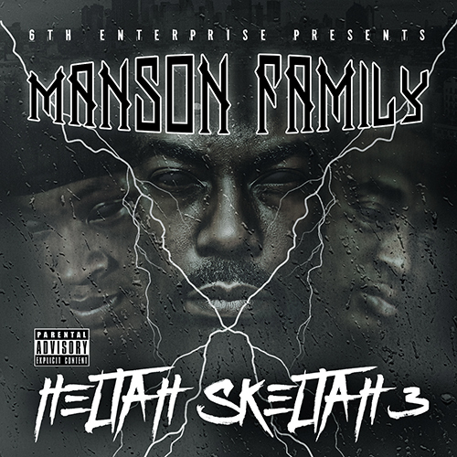 Manson Family - Heltah Skeltah 3 cover