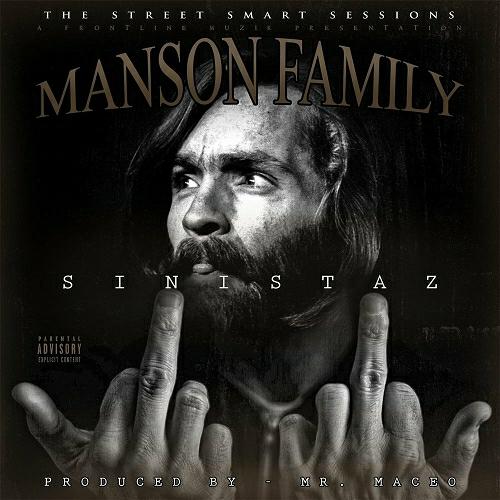 Manson Family - Sinistaz cover
