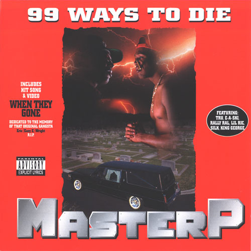 Master P - 99 Ways To Die cover