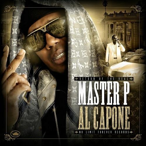 Master P - Al Capone cover