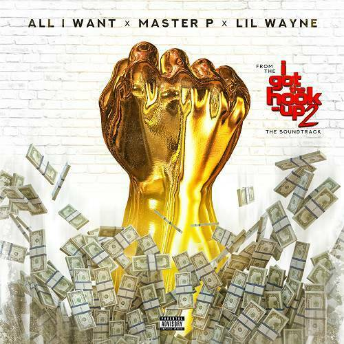 Master P - All I Want cover