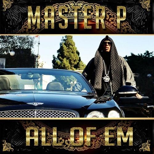 Master P - All Of Em cover