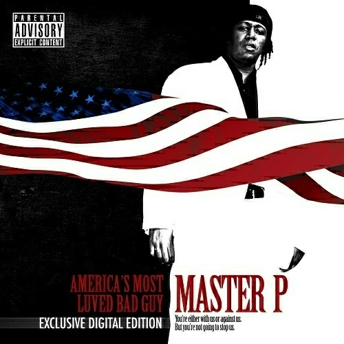 Master P - America`s Most Luved Bad Guy cover