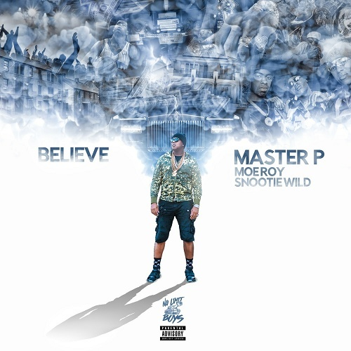 Master P - Believe cover