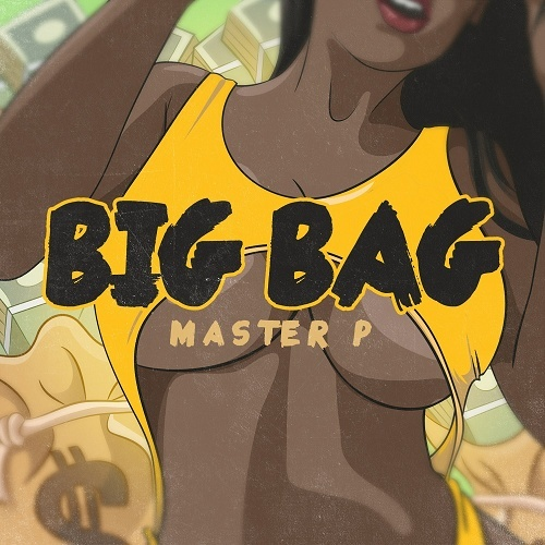 Master P - Big Bag cover
