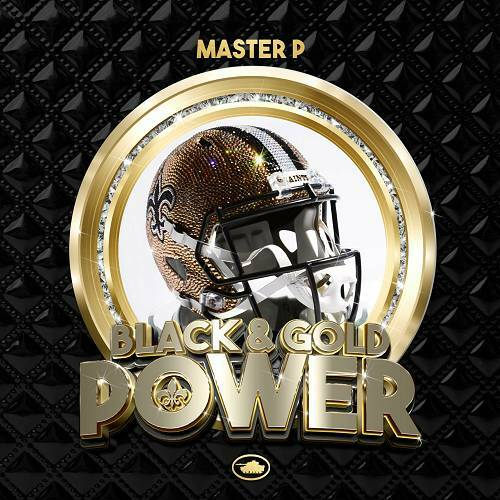 Master P - Black & Gold Power cover
