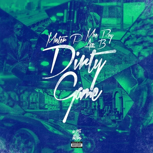Master P - Dirty Game cover