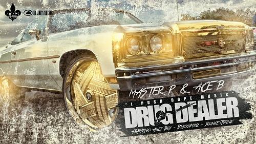Master P - Drug Dealer cover