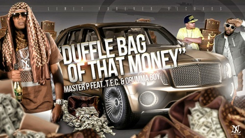 Master P - Duffle Bag Of That Money cover