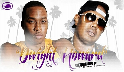 Master P - Dwight Howard cover