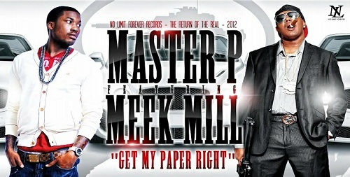 Master P - Get My Paper Right cover