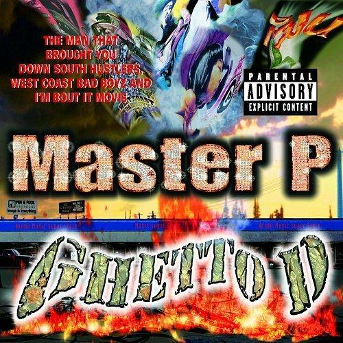 Master P - Ghetto D cover