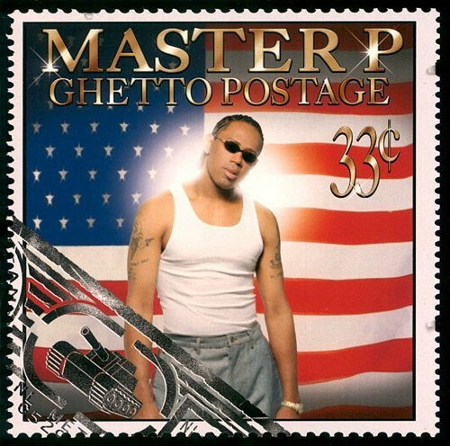 Master P - Ghetto Postage cover