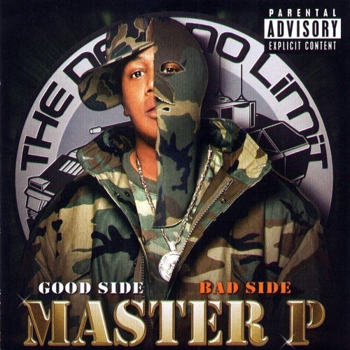 Master P - Good Side, Bad Side cover