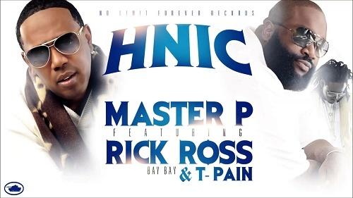 Master P - HNIC cover