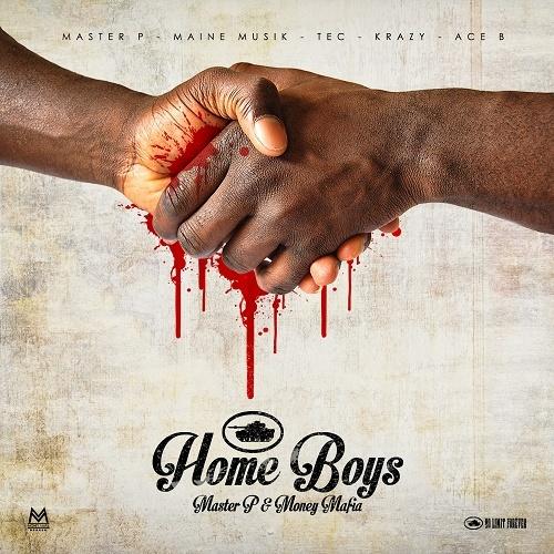 Master P - Home Boys cover