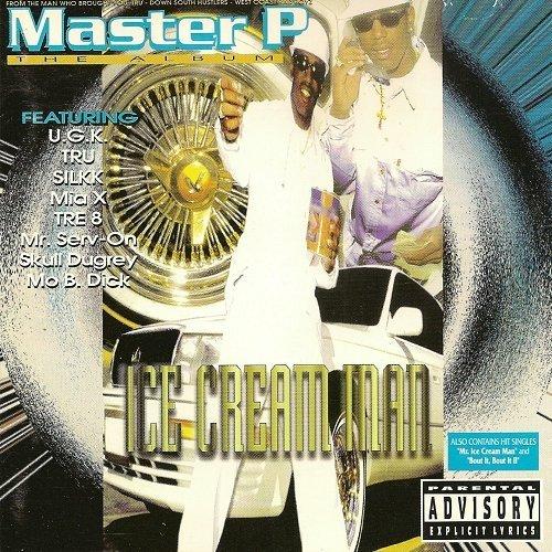 Master P - Ice Cream Man cover